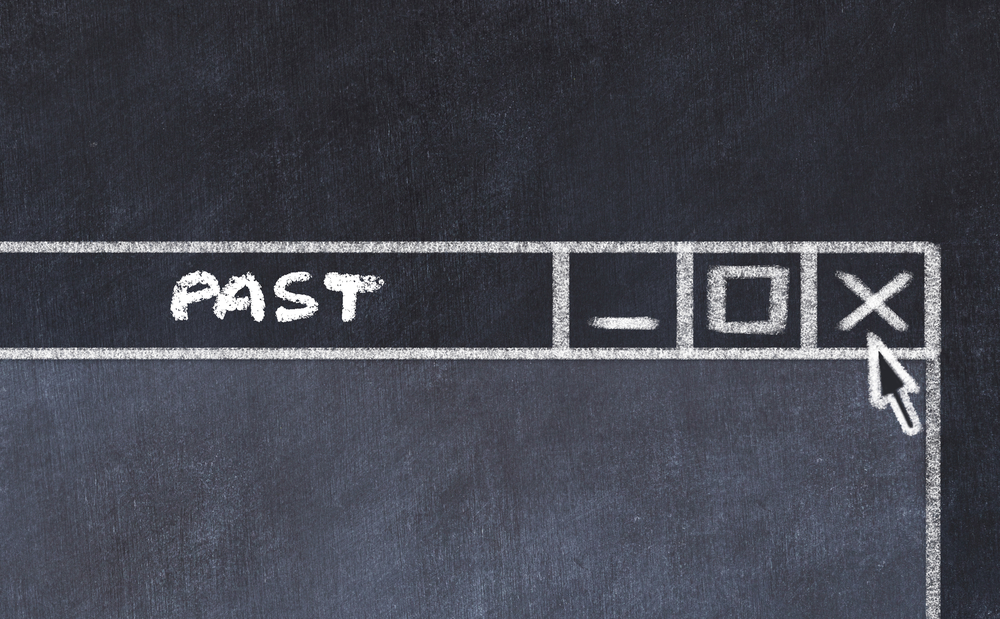 How to Get Past Your Past
