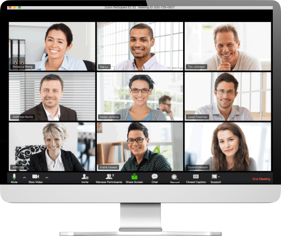 Six Tips to Looking Professional for Your Online Meetings