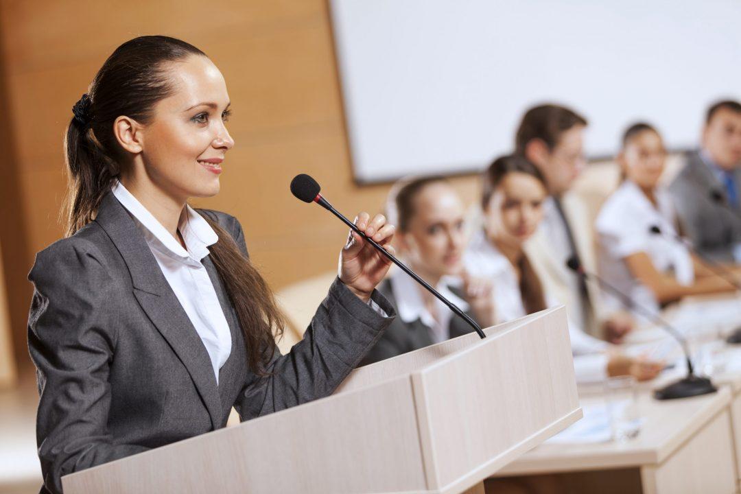 Confidence Public Speaking