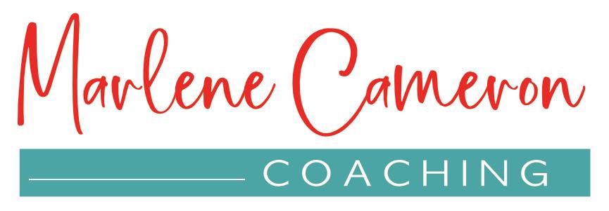 Marlene Cameron Coaching
