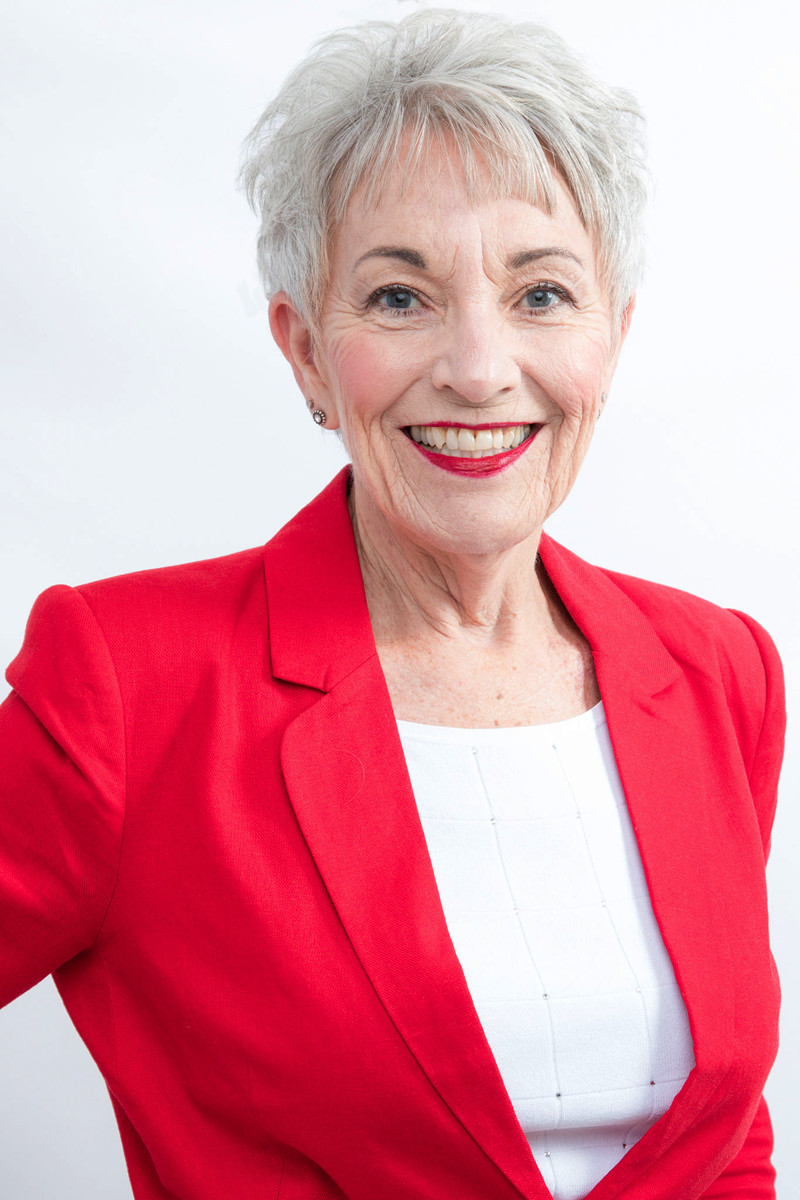 Marlene Cameron, business confidence trainer