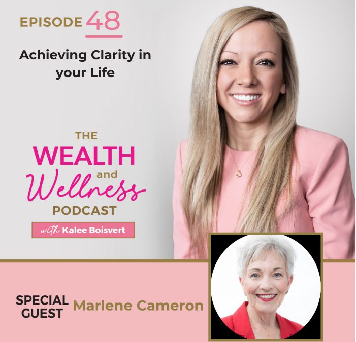The Wealth and Wellness Show with Host Kalee Boisvert