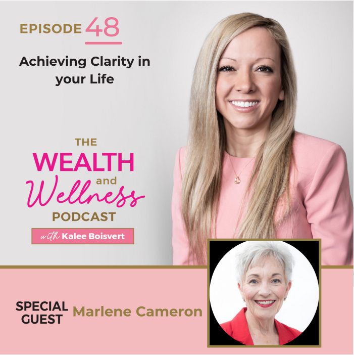 Wealth and Wellness Podcast with Kalee Boisvert