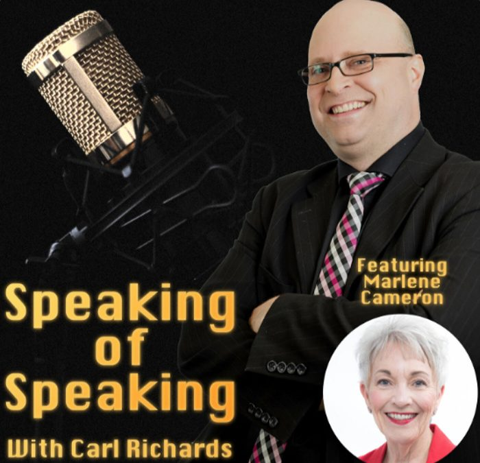 Speaking Of Speaking with Carl Richards